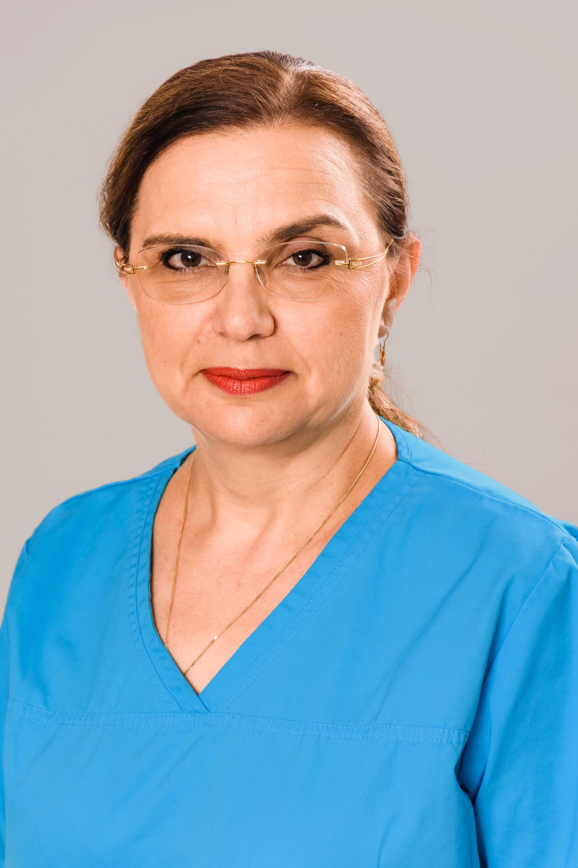 Проф. д-р Христина Групчева, д.м.н., FEBO, FICO(Hon)