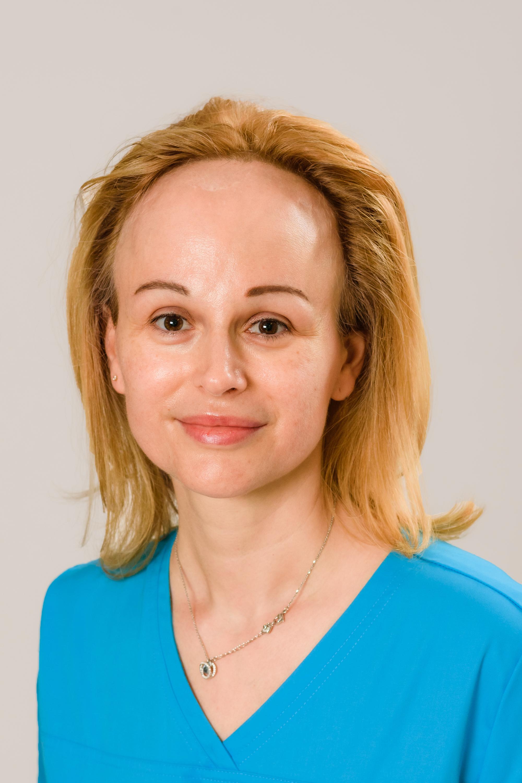Д-р Мария Стоева