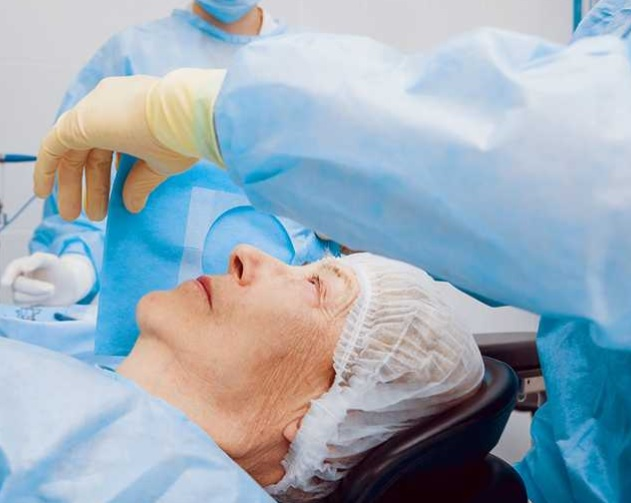 Колко време трае операцията?